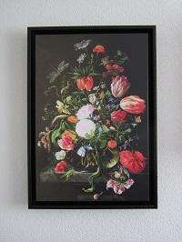 Blumenstillleben von Jan Davidsz. de Heem, 17. Jh.